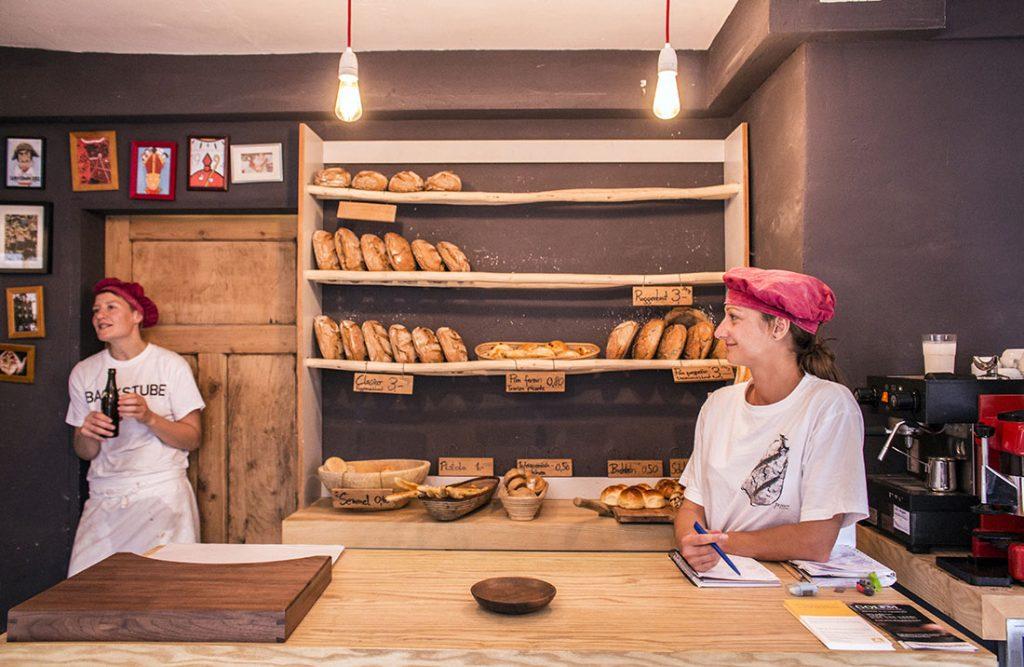 Bäckerei Erfurt